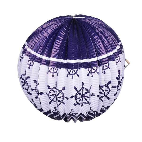 Tea Party Decorations Rudder Paper Lanterns - Sunbeauty