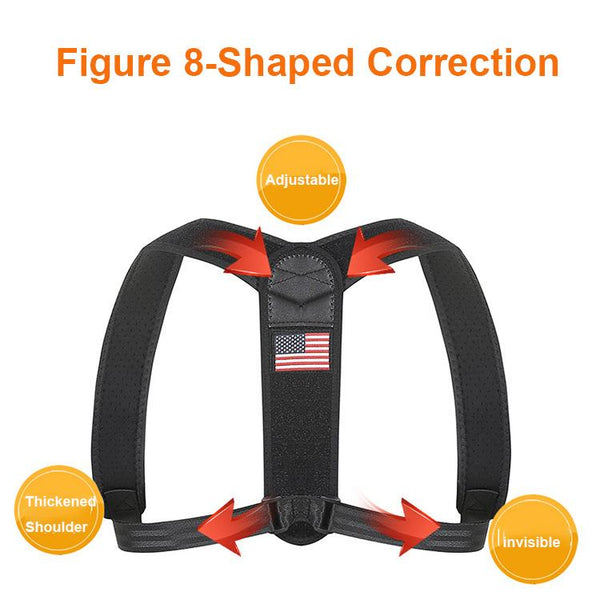U.S. Design Posture Corrector For Men And Women-Free Shipping