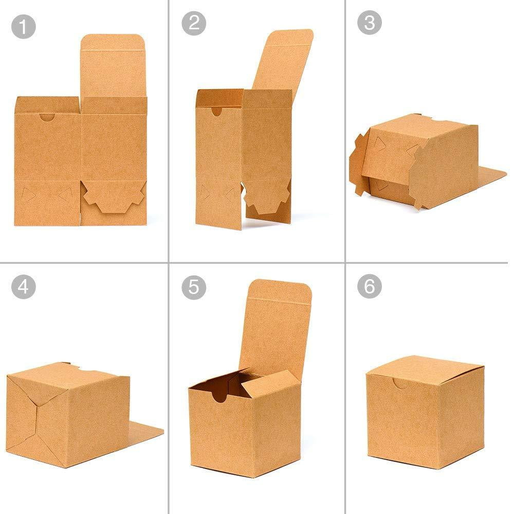 Cup Packaging Kraft Paper Gift Box - cnsunbeauty