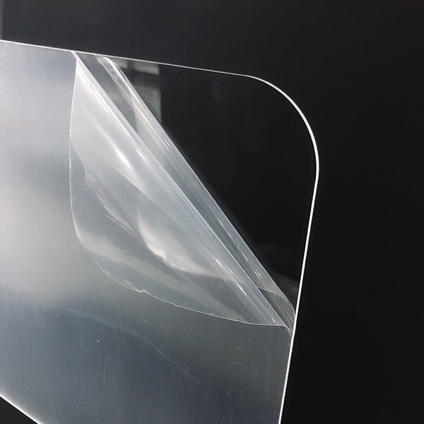 Customize Sneeze Guard Panel Clear Acrylic Shield-FreeShipping
