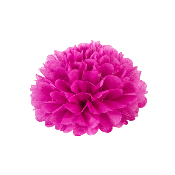 Grape Purple Tissue Paper Pompom - Sunbeauty