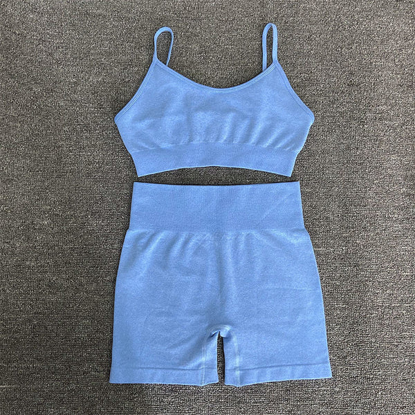 Womens Yoga Outfits 2 Piece Set-FreeShipping