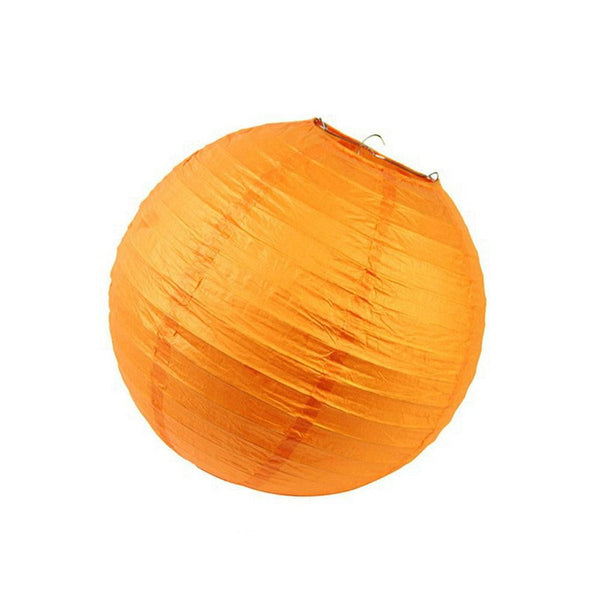 Orange Paper Lantern - Sunbeauty