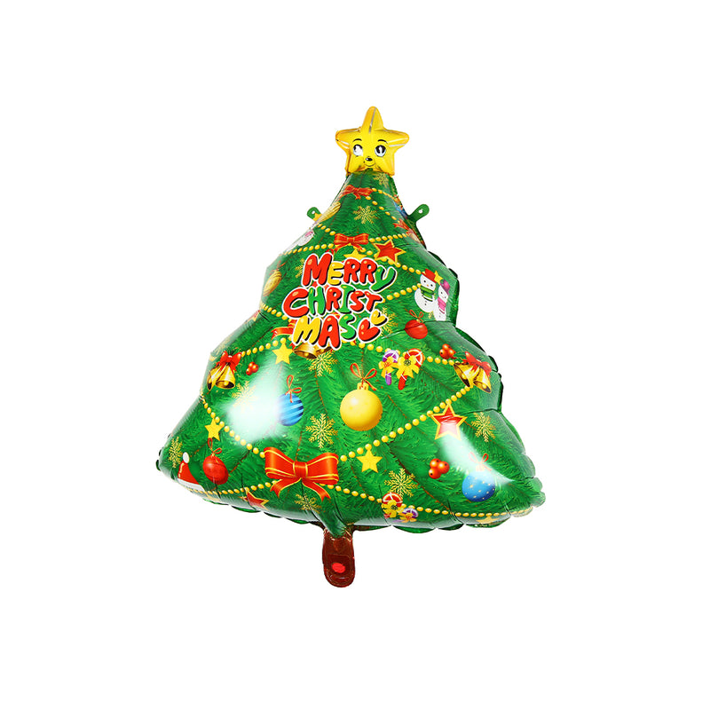Christmas Tree Foil Balloon - Sunbeauty