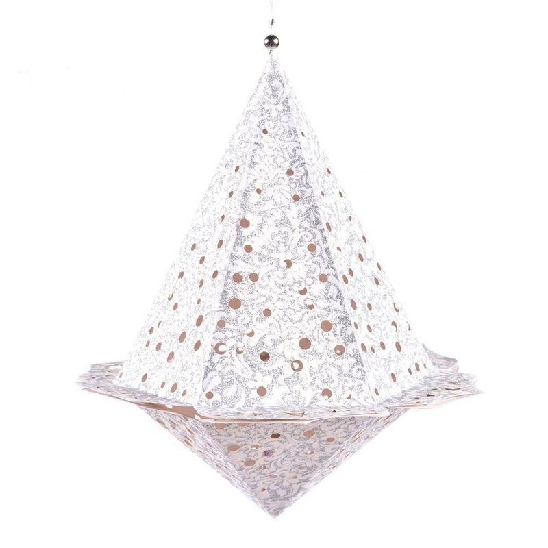 Led Diamand Paper Lantern (B)-50Pcs Free Shipping - cnsunbeauty