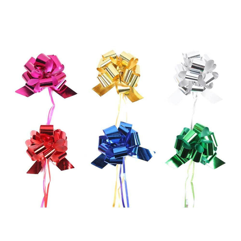 Wrapping Ribbon Pull Bows for Party - Sunbeauty