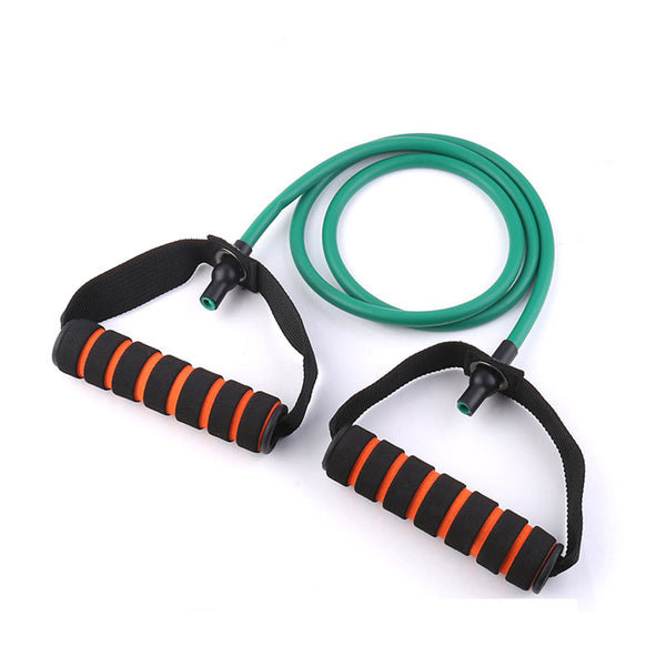 Fitness Resistance Tube-FreeShipping - Sunbeauty