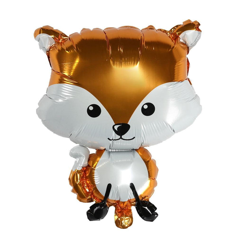 Fox Foil Balloon - Sunbeauty