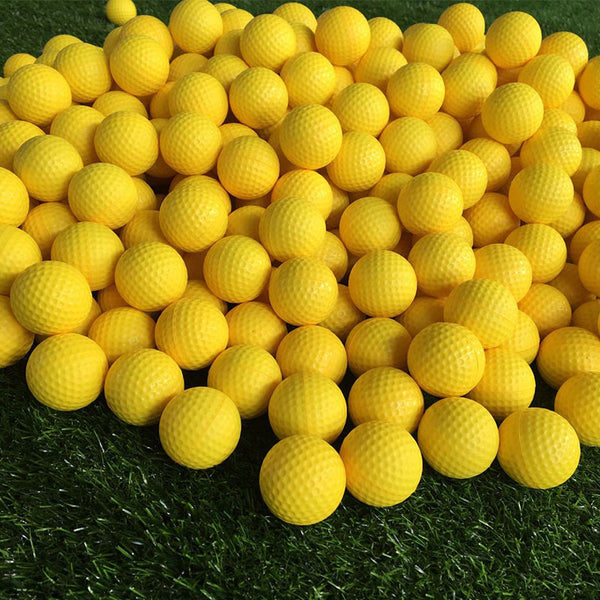 10 Pack Colors Training Light Golf Balls-FreeShipping