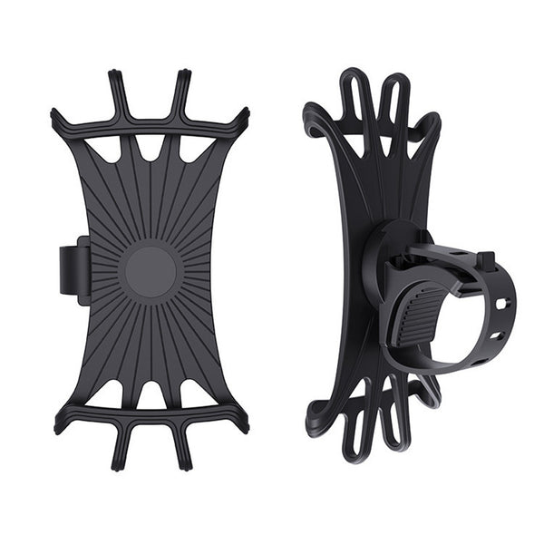 360°Rotation Silicone Bicycle Phone Holder-FreeShipping - Sunbeauty