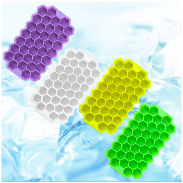 Ice Cube Trays with Lids 2 Pack-FreeShipping - Sunbeauty