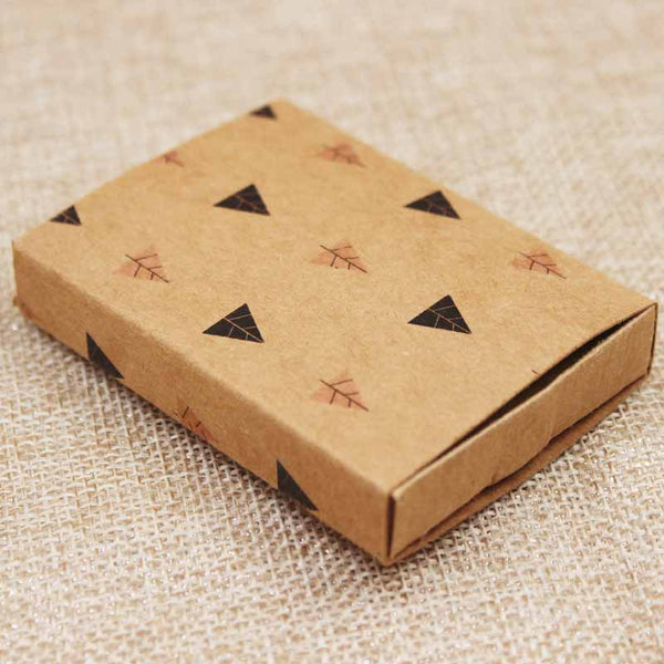 Fashion Jewelry Gift Boxes Small Kraft Paper Boxes - Sunbeauty