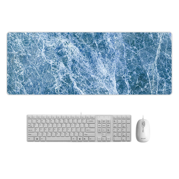Large Desk Marble Mouse Pad-FreeShipping