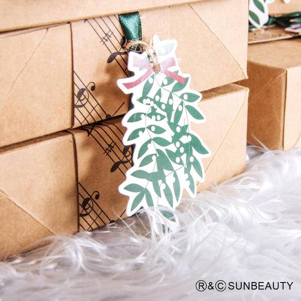 Christmas Mistletoe Gift Box(8Pcs) - Sunbeauty