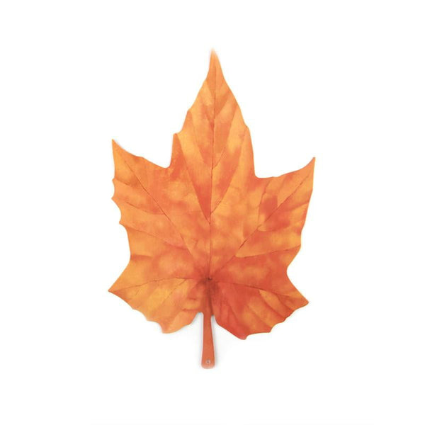 Thanksgiving maple leaf paper garland(6Pcs) - Sunbeauty