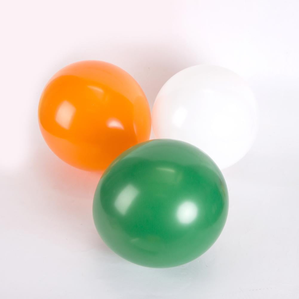5Pcs White Latex Balloon Kit - cnsunbeauty