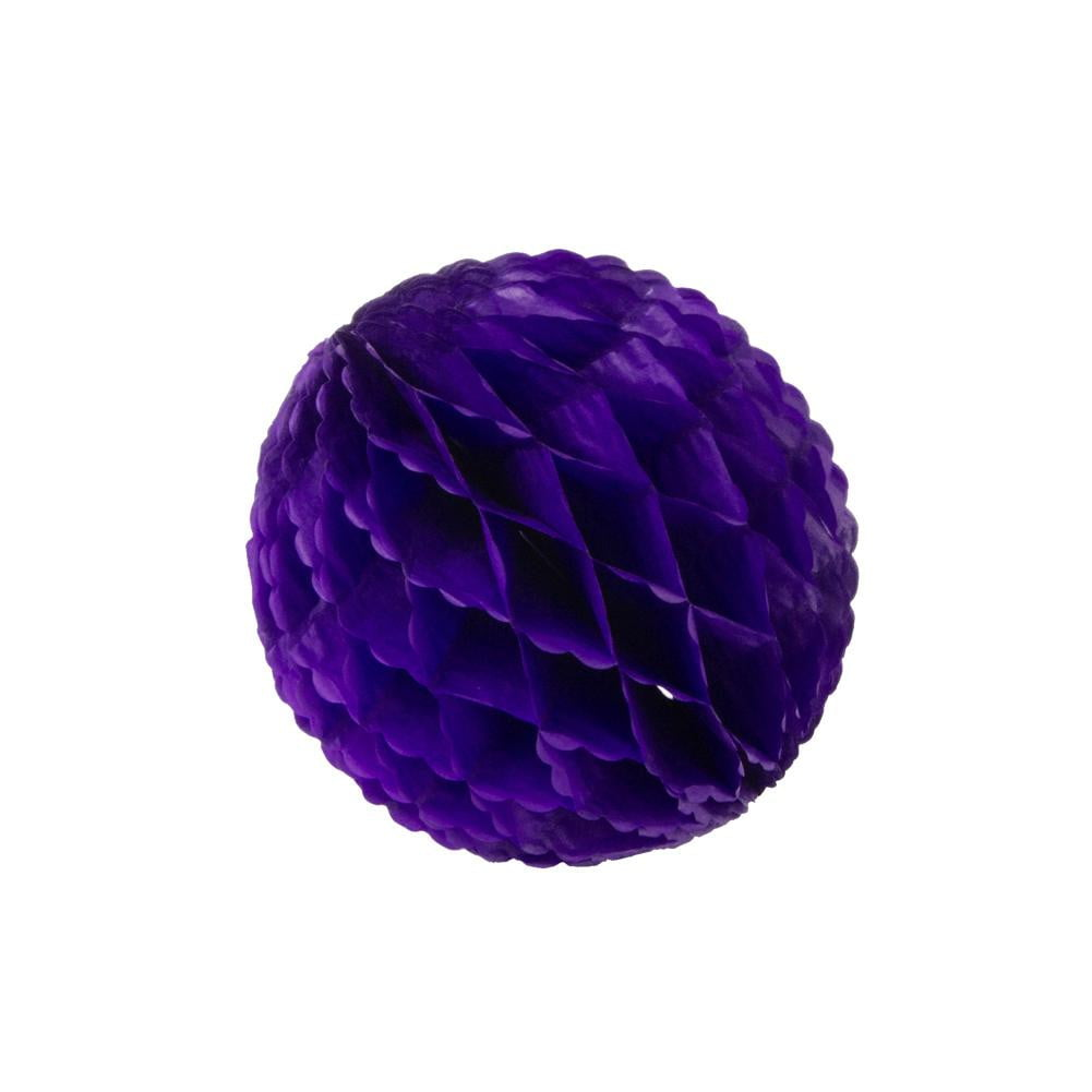 Purple Lace Honeycomb Ball - cnsunbeauty