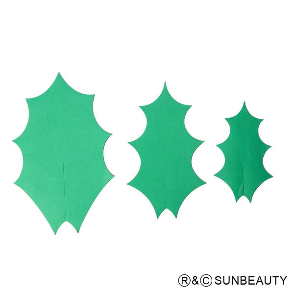 Christmas Holly Jolly 3D Wall Sticker - Sunbeauty