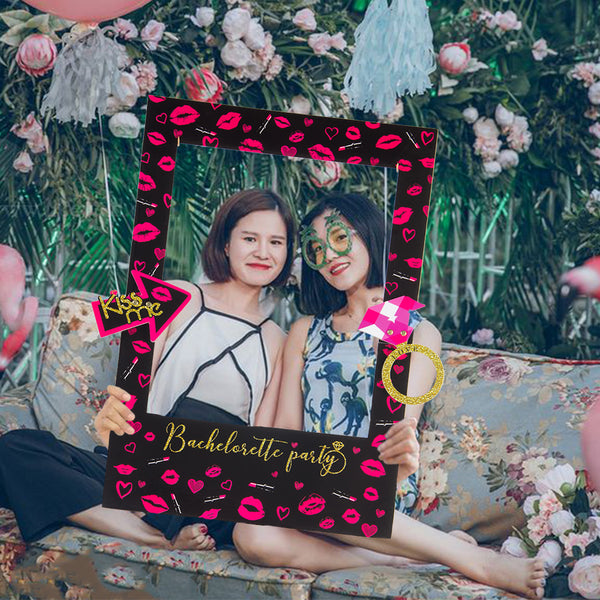 Bachelorette Party Photo Frame - Sunbeauty
