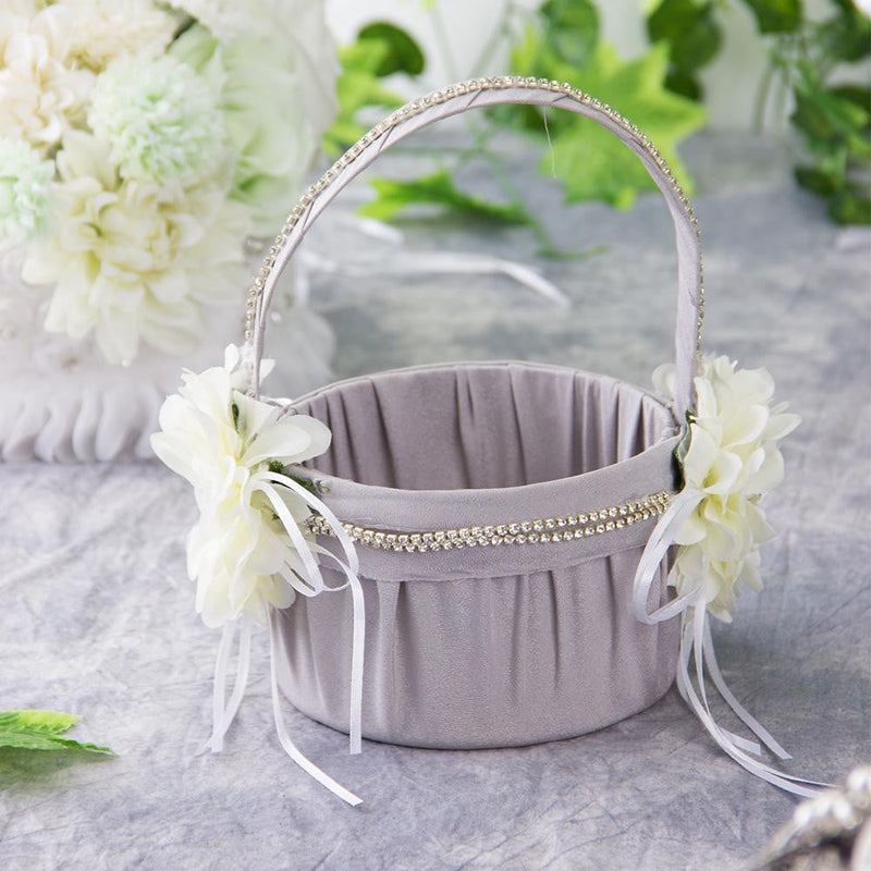 Flower Girl Basket - Sunbeauty
