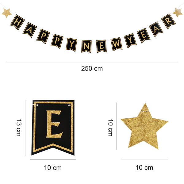 2020 New Year's Eve Party Decorations Banner - Sunbeauty