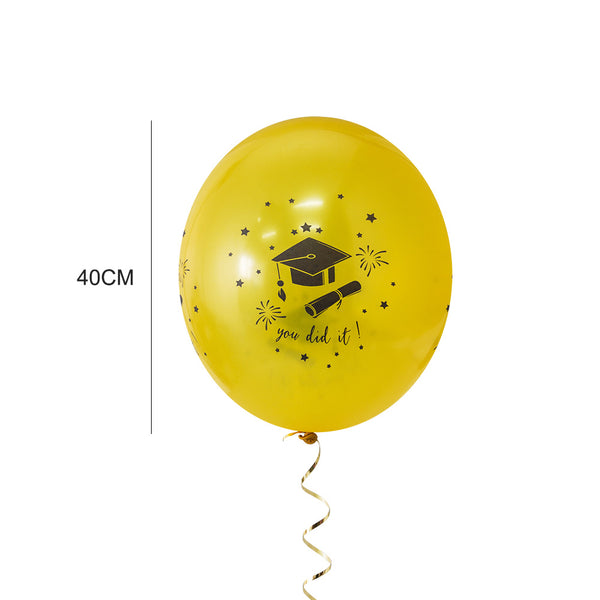 2020 Graduation Party Decorations Supplies Balloons - Sunbeauty