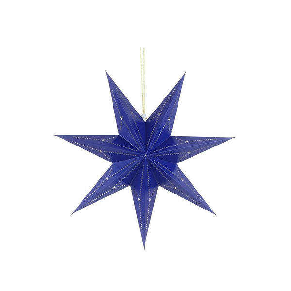 Christmas 7- Pointed Paper Star - Sunbeauty