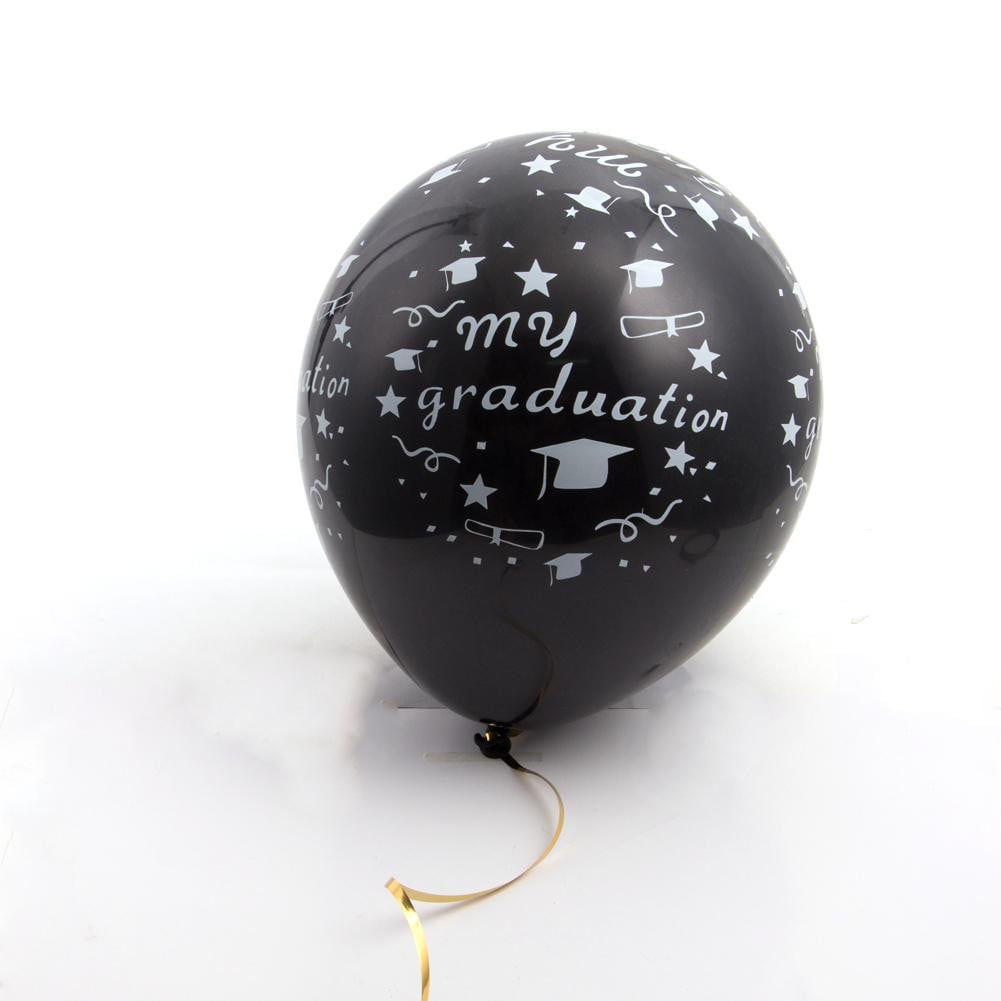 Graduation Latex Balloon Set(3Pcs) - Sunbeauty