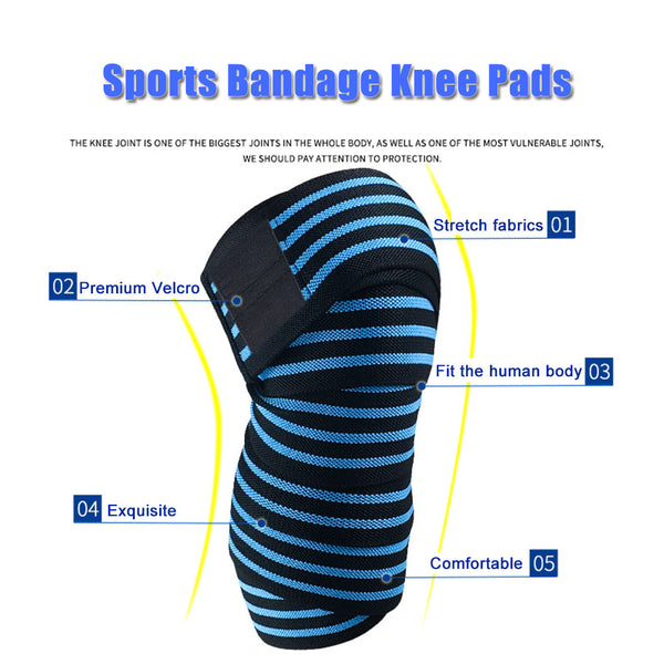Compression Knee Brace-FreeShipping - Sunbeauty