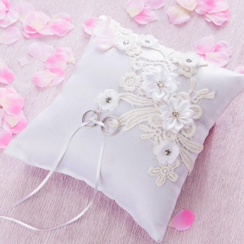 Wedding Ring Pillow - cnsunbeauty