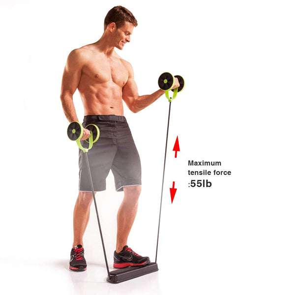 Multifunctional Ab Roller Trainers-FreeShipping - Sunbeauty