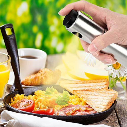 BBQ Versatile Stainless Steel Oil Sprayer Bottle-FreeShipping