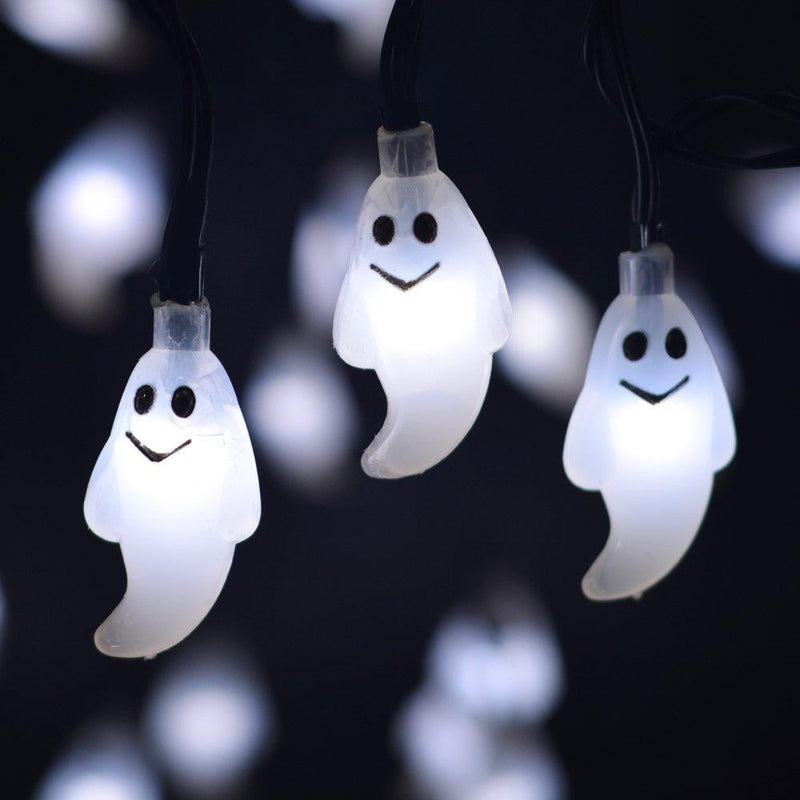 Halloween Ghost Light String - cnsunbeauty