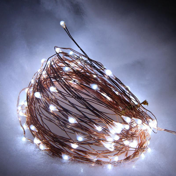 Holiday Decoration Party Light(White Light) - Sunbeauty