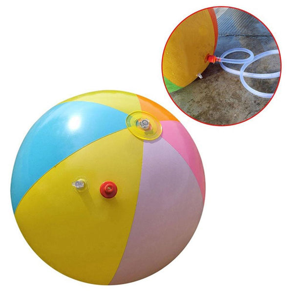 Summer Garden Sprinkler Pool Beach Ball-FreeShipping - Sunbeauty