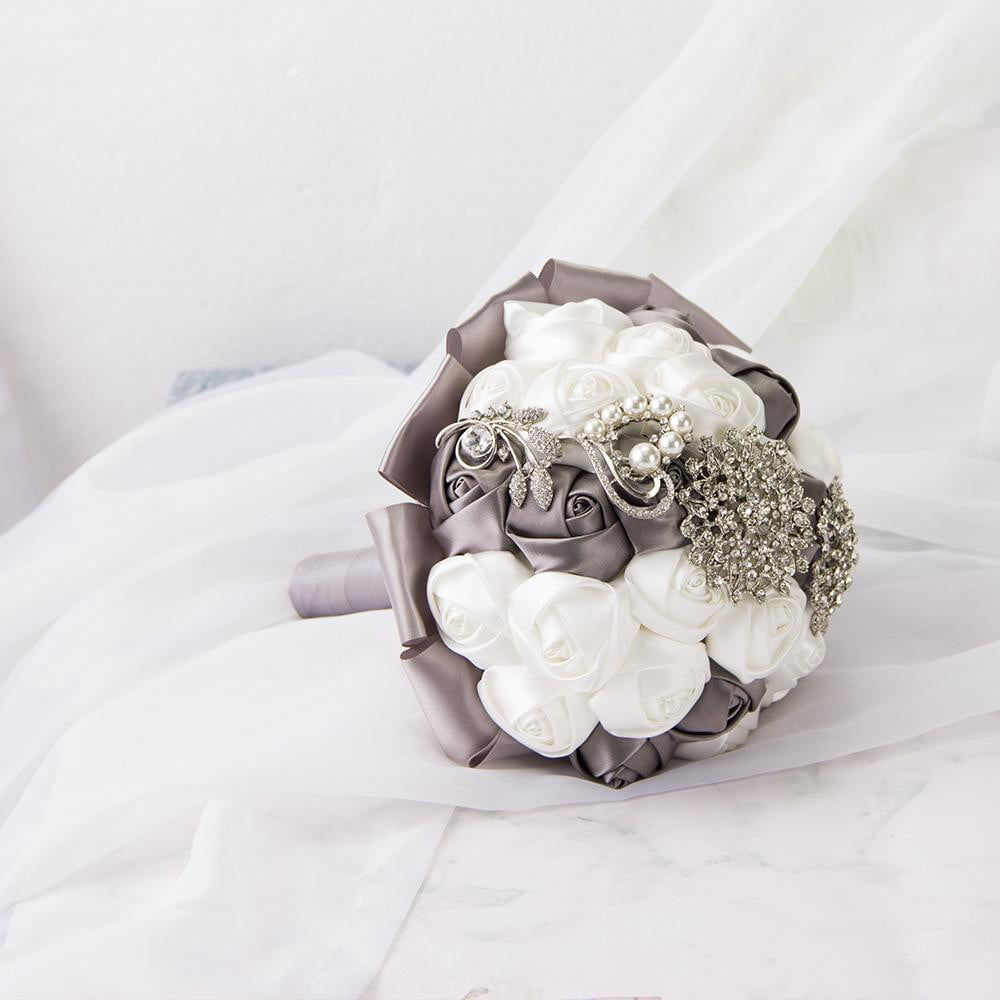Bridal Wedding Bouquet - Sunbeauty