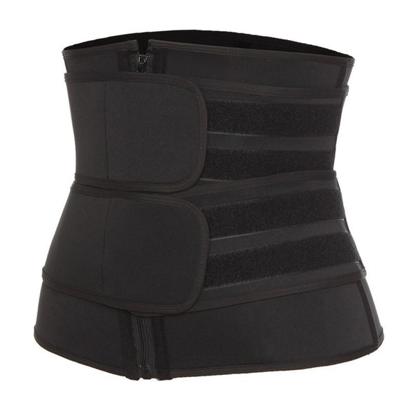 Double Band Corset Trimmer Belt-FreeShipping - Sunbeauty