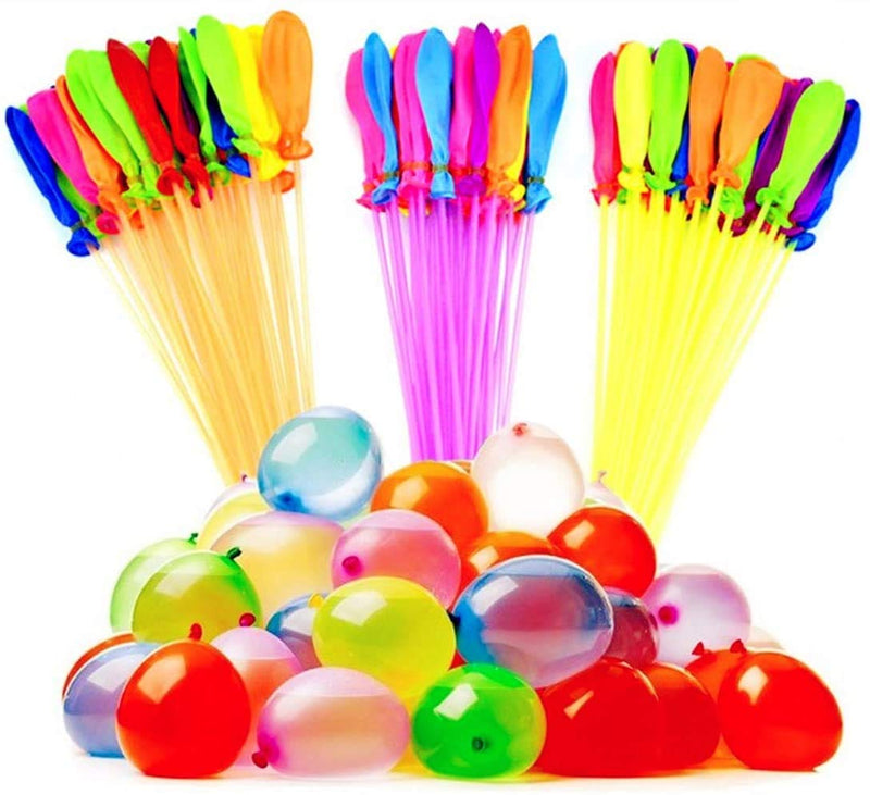 FreeShipping-111 Rapid Quick Fill Self Sealing Water Balloons - cnsunbeauty