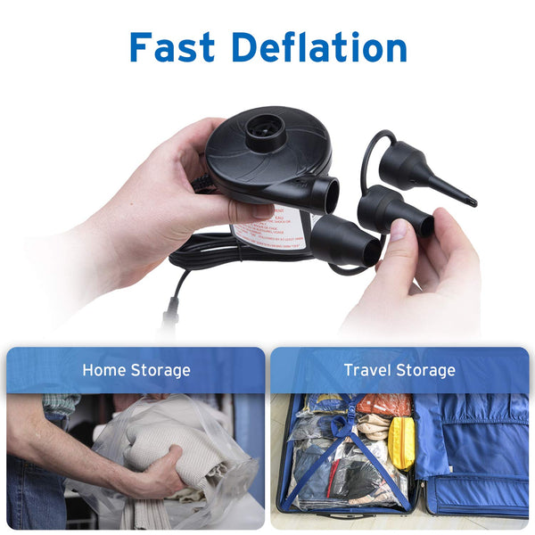 Portable Electric Air Pump-FreeShipping - Sunbeauty