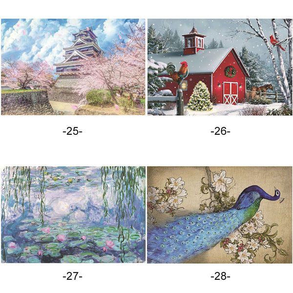 150 Pieces Mini Jigsaw Puzzles-FreeShipping