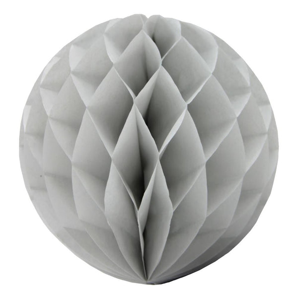 Gray Honeycomb Ball - cnsunbeauty