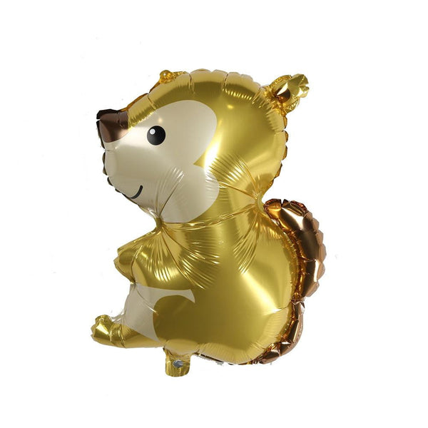 Squirrel Foil Balloon - Sunbeauty