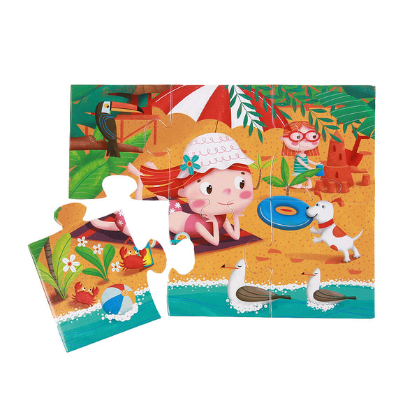 Nana's Wonder World Puzzles-FreeShipping - Sunbeauty