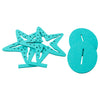 Under The Sea Mermaid Party Felt Centerpiece-Starfish - Sunbeauty