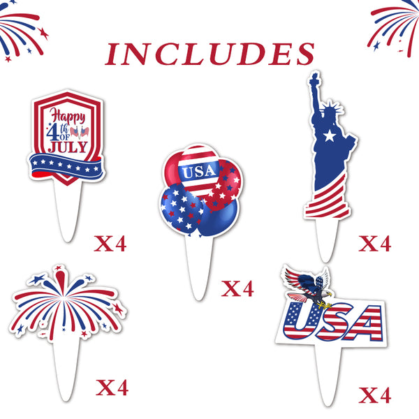 Theme party cake Toppers Party Supplies Cake Decorations