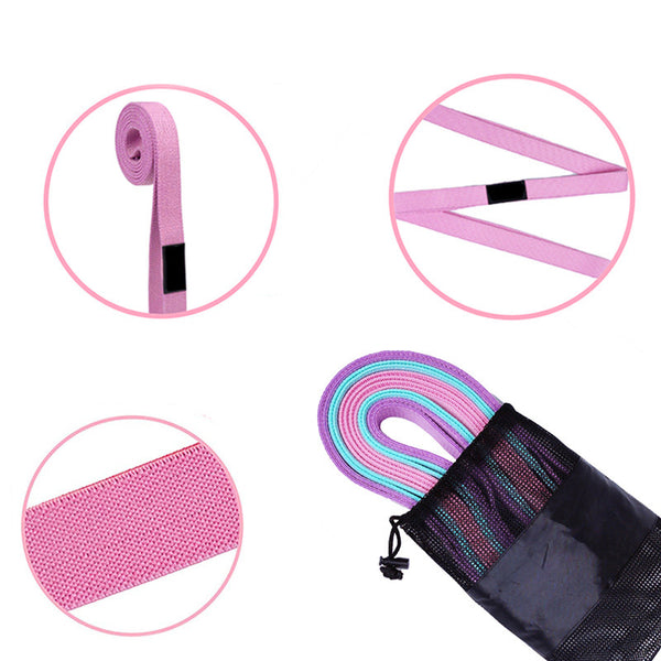 Long Fabric Resistance Bands-FreeShipping