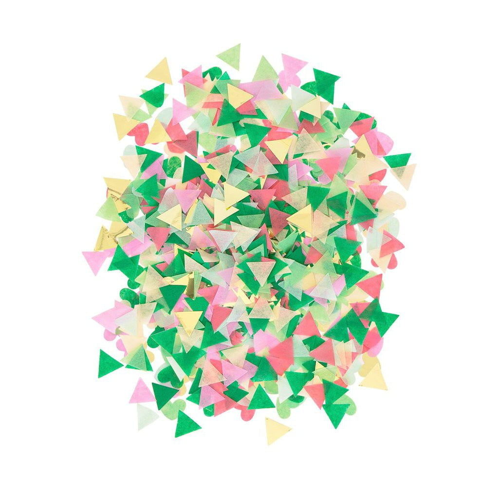 Mixed Colour Paper Confetti - Sunbeauty