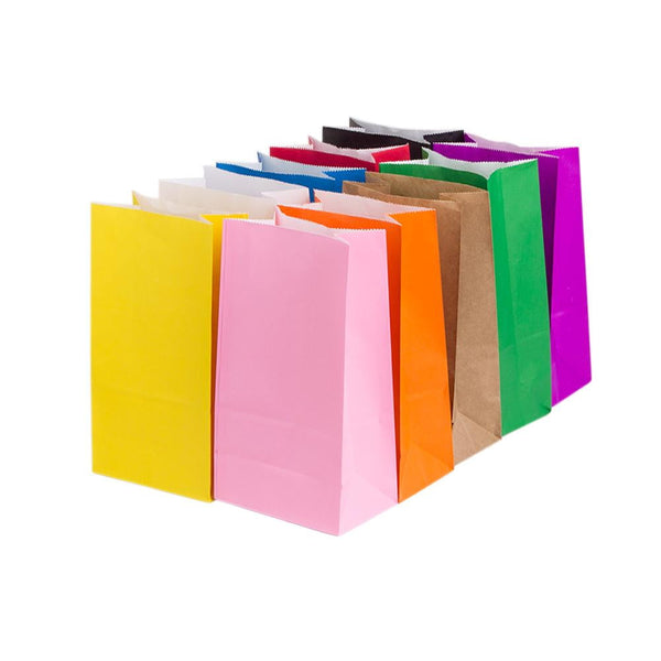 Colors Thin Paper Bags(20Pcs) - Sunbeauty