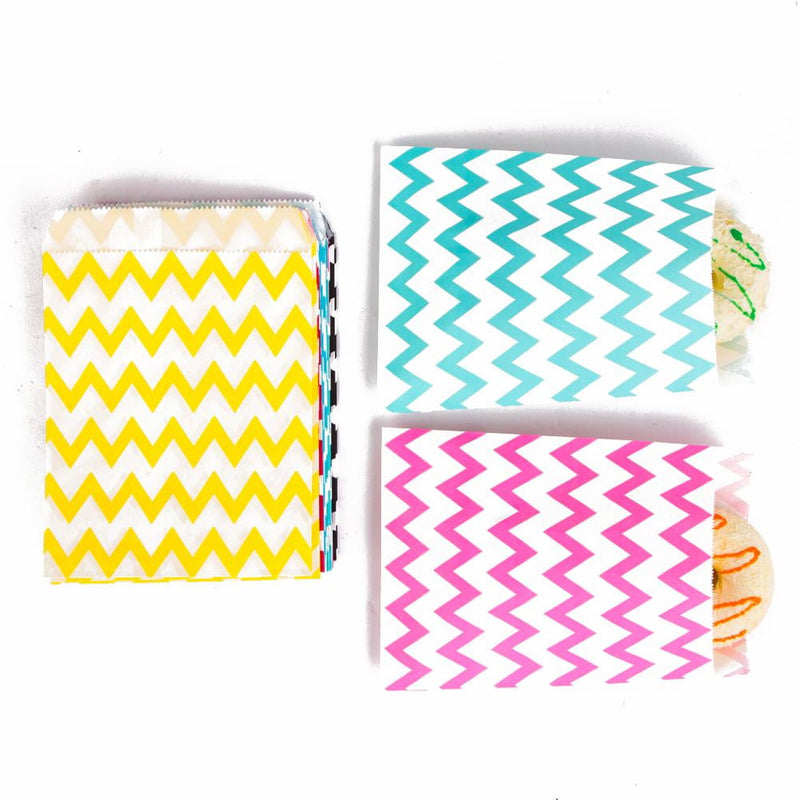 Colorful Pattern Candy Bag(20Pcs) - Sunbeauty