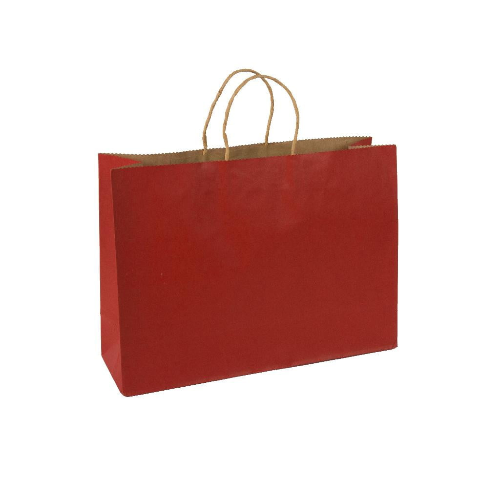 Three-color Gift Paper Bag(20Pcs) - Sunbeauty